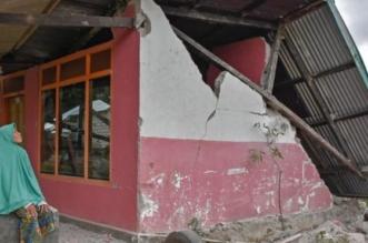 شاهد.. زلزال بقوة 6.4 ريختر يقتل 14 في إندونيسيا - المواطن