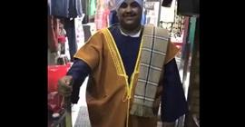 سعودي بالزي الصعيدي يخدع أهالي الإسكندرية - المواطن