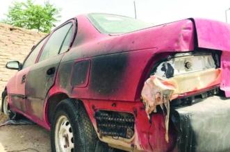 سلمى تقود مركبتها 60 كم يوميًا للعمل في سوبر ماركت .. فأحرق الجناة سيارتها - المواطن