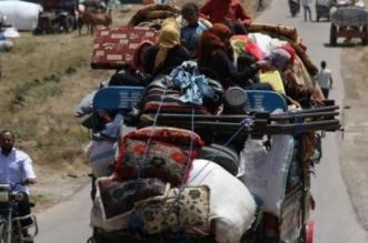 قسوة الشتاء تطارد اللاجئين السوريين - المواطن