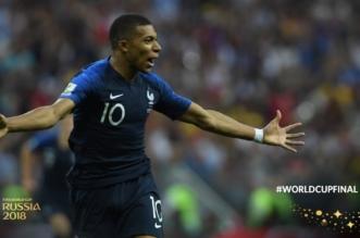 World Cup Final .. مبابي يُعادل إنجاز بيليه - المواطن