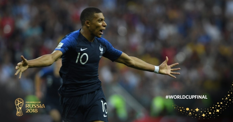 كيليان مبابي .. أفضل لاعب صاعد في كأس العالم 2018 - المواطن