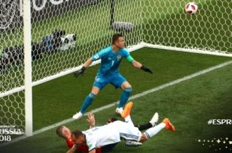 مباراة روسيا واسبانيا تمنح المونديال رقمًا قياسيًا في الأهداف العكسية - المواطن