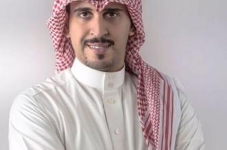 المسعود مدير المركز الإعلامي في الشباب