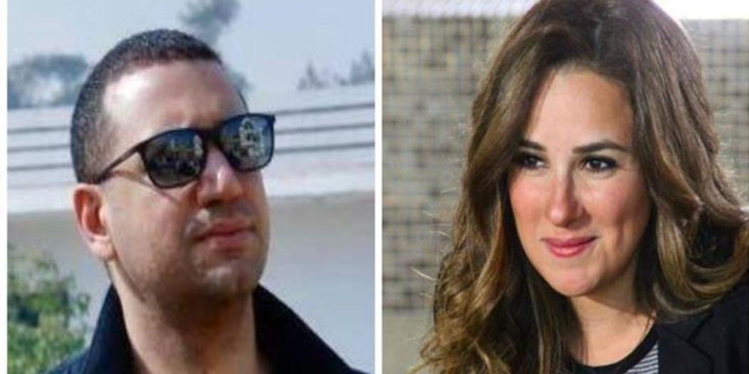 أول تعليق من معز مسعود بعد زواجه من شيري عادل