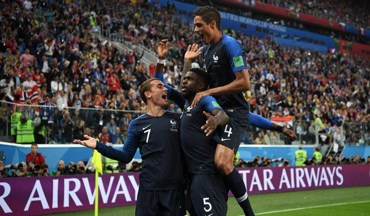 موعد نهائي كأس العالم روسيا 2018 ومباراة تحديد المركز الثالث