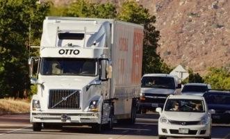 أوبر تعلن وقف تطوير الشاحنات ذاتية القيادة بشكل نهائي - المواطن