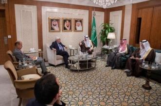 الجبير يبحث الأوضاع اليمنية مع مبعوث الأمين العام للأمم المتحدة - المواطن