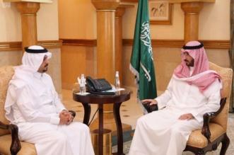 عبدالله بن بندر يحث محافظ رنية على تلمس حاجات الأهالي - المواطن