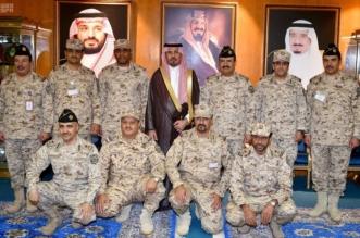 بالصور.. وزير الحرس الوطني يقلّد عدداً من الضباط رتبة لواء - المواطن