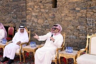 بدء أول إجراءات إعادة تطوير وتأهيل قرية العكاس التراثية - المواطن