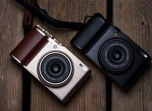 فوجي فيلم تُطلق كاميرا مدمجة بتجهيزات فاخرة - المواطن