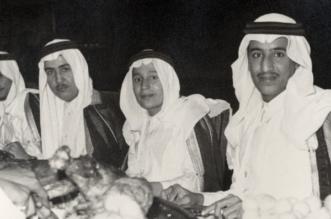 صورة نادرة للملك سلمان بن عبدالعزيز وهو في عمر الثامنة عشرة - المواطن