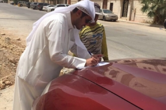 19 مخالفة لقرار منع العمل تحت أشعة الشمس في الرياض