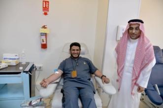 بالصور.. صحة جدة تدشن حملة دماؤنا فداء لجنودنا البواسل - المواطن