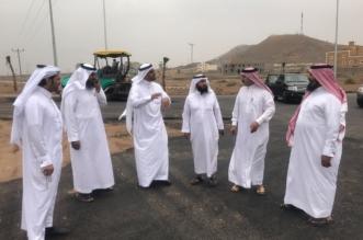 بالصور.. رئيس وأعضاء بلدي سراة عبيدة يتفقدون المشاريع الجاري تنفيذها - المواطن