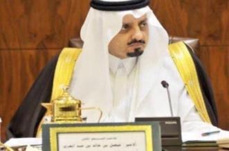 أمير عسير يوجه الإدارات الحكومية والمؤسسات الخاصة بتركيب كاميرات مراقبة - المواطن