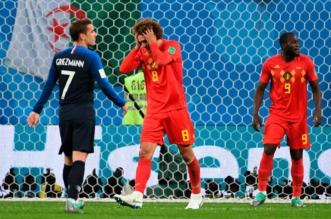 مباراة فرنسا ضد بلجيكا .. الديوك تصيح وتتأهل للنهائي على حساب الشياطين الحمر - المواطن