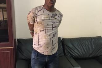 شاهد.. سقوط الإثيوبي بائع الكبتاجون في قنا - المواطن