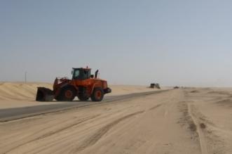 ضبط مخالفين لنظام البيئة نقلا الرمال وجرفا التربة في تبوك - المواطن