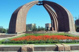 الدبلوماسية السياسية في علاقات الجمهورية القرغستانية - المواطن