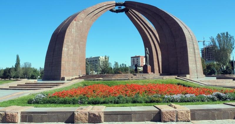 الدبلوماسية السياسية في علاقات الجمهورية القرغستانية