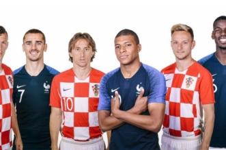 القيمة السوقية للاعبي فرنسا تبلغ ضعفَي لاعبي كرواتيا - المواطن