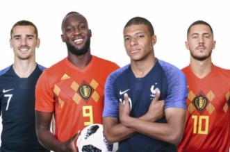 مباراة فرنسا ضد بلجيكا .. الديوك تقترب من تحقيق المعجزة - المواطن