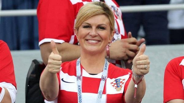 رئيسة كرواتيا: مليون تأشيرة سياحية مجانية في حال الفوز بكأس العالم