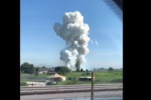 شاهد.. انفجار ألعاب نارية يقتل 20 شخصًا - المواطن