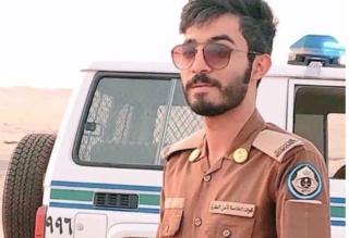 بالفيديو.. كلمات مؤثرة في وداع الشهيد إبراهيم آل هشلان - المواطن