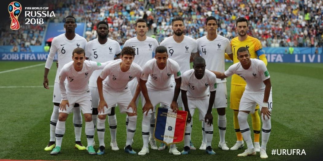 فرنسا تنجو من فخ هز الشباك للمرة الثالثة في مونديال 2018