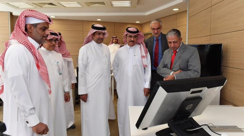 بالصور.. رئيس واس يبحث التعاون مع مدير وكالة أنباء البحرين