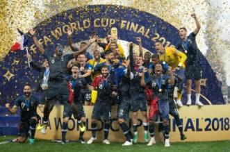 الأيام تمر سريعًا .. مرور أسبوع على فوز ديوك فرنسا بـ كأس العالم 2018 - المواطن