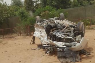 3 إصابات خطيرة في حادث مروع على طريق جازان - أبوعريش - المواطن