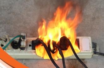 احترس.. الوصلات العشوائية تسبب الحرائق المنزلية - المواطن