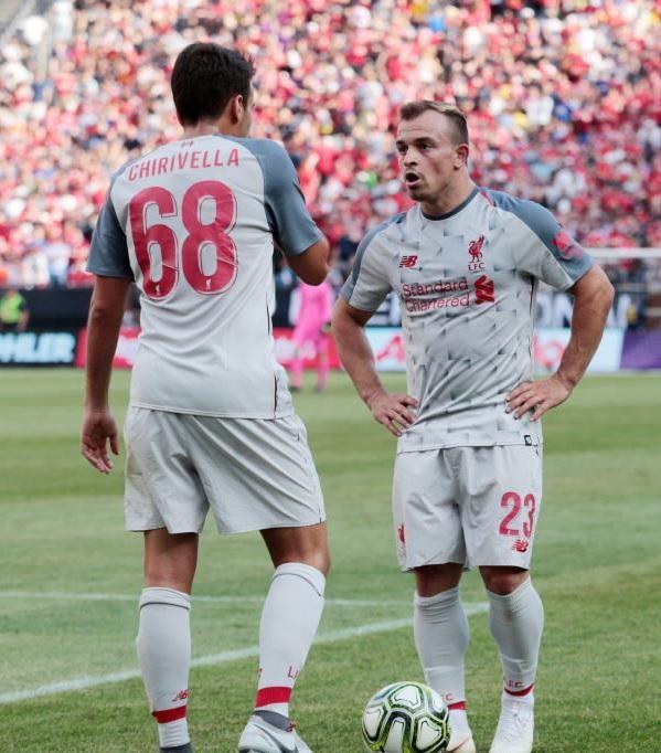 Liverpool يستعد للموسم الجديد بهجوم ناري - المواطن