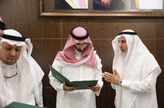عبدالله بن بندر يستعرض إنجازات الملتقى السعودي للشركات الناشئة - المواطن