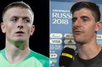 مباريات نصف نهائي كاس العالم 2018 .. القفاز الذهبي يُغازل الأسود الأربعة - المواطن