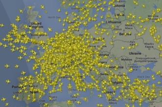 202.157 طائرة تحلق معًا في أكثر أيام الطيران ازدحامًا - المواطن