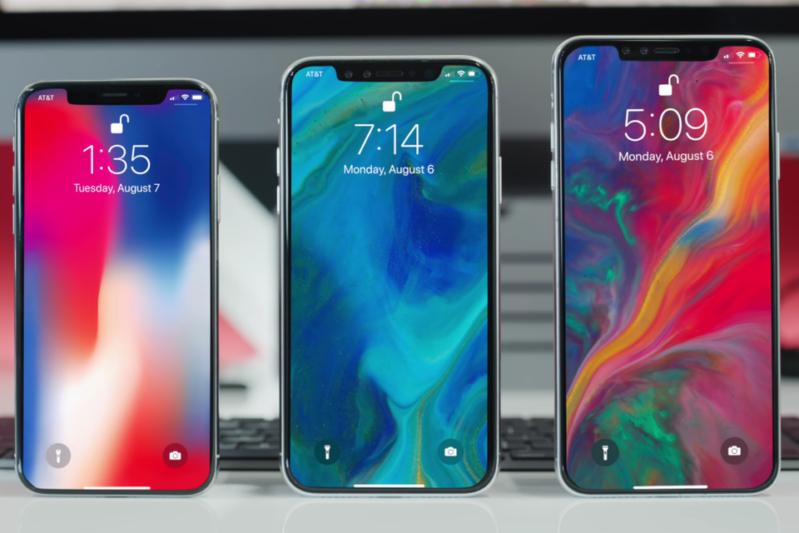 قرار مفاجئ من أبل بشأن إنتاج هواتفها الثلاثة الجديدة