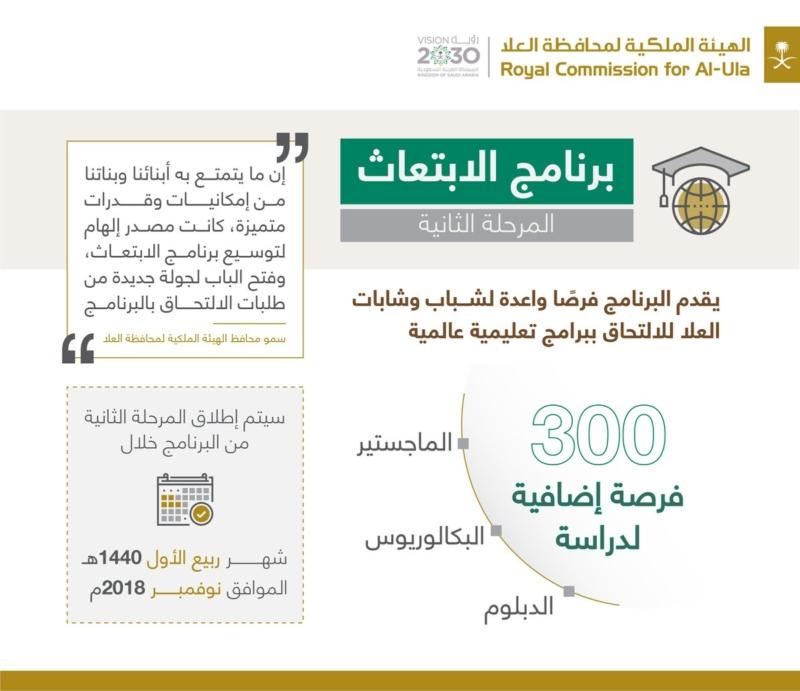 العلا تستهدف 2030 بتوسيع برنامج الابتعاث - المواطن