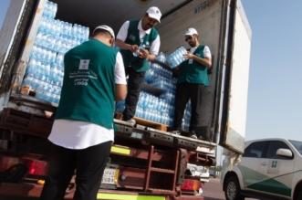 تصعيد 15.6 مليون عبوة ووجبة غذائية لضيوف الرحمن في يوم عرفة - المواطن