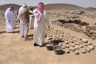 كشف أثري يكشف.. الدوادمي كانت موطنًا لصهر وتصدير المعادن قبل 1200 عام - المواطن