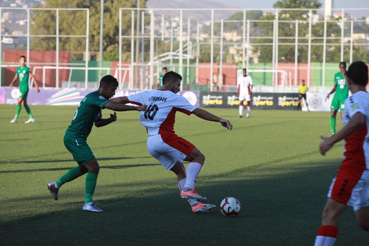 الرجاء المغربي يحول تأخره أمام السلام زغرتا لفوز بثنائية