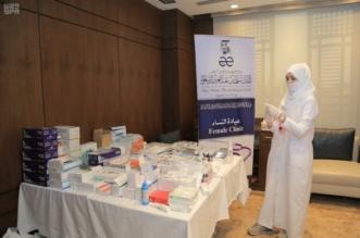 العيادة الطبية التابعة لضيوف برنامج الملك تقدم 1500 حالة علاجية بالمدينة - المواطن