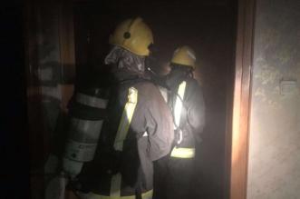 حريق بالدور الثاني بفندق العطاس بجدة والمدني يُخلي السكان - المواطن