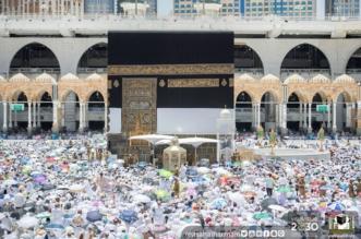 المعيقلي خطبة الجمعة مكة الحرم المكي الكعبة3