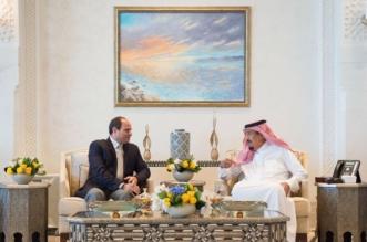 نيوم تشهد أول قمة سعودية - مصرية - المواطن