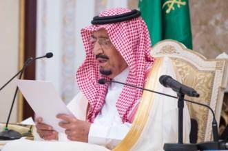 شاهد بالصور.. الملك يستقبل المهنئين بعيد الأضحى بحضور ولي العهد - المواطن